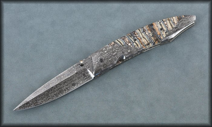 Mammoth Tooth Folder - The Knife Network Forums : Knife